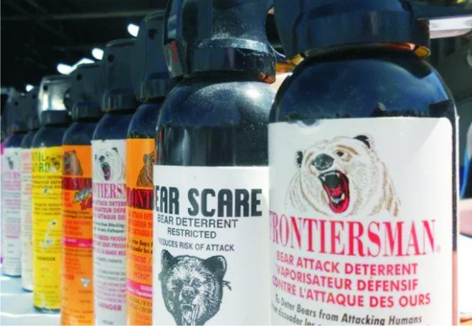 sprays-for-bears