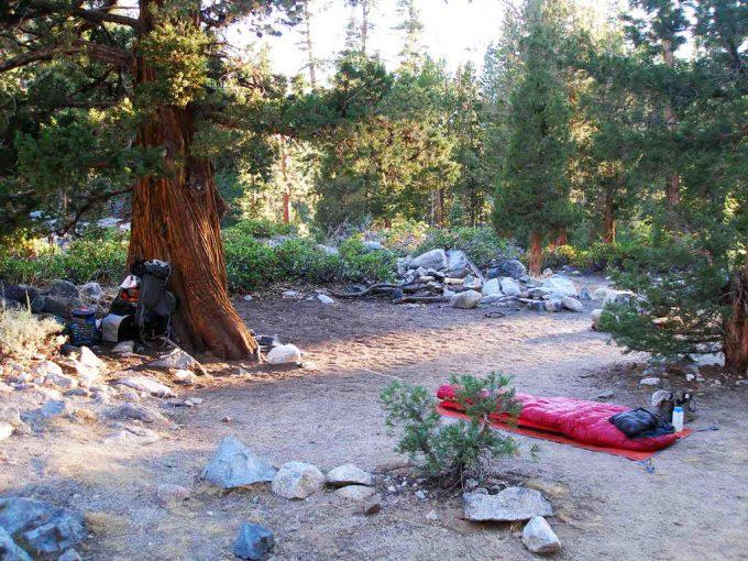 summerlite sleeping bag for camping