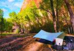 tarp-tent-nature