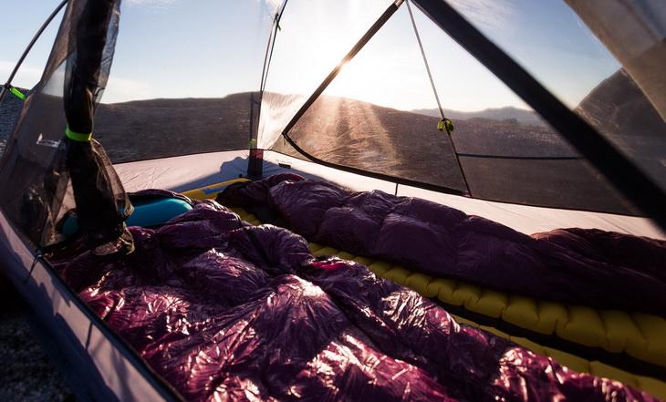 Slumberjack Country Squire 20 Degree Long Right Hand Sleeping Bag
