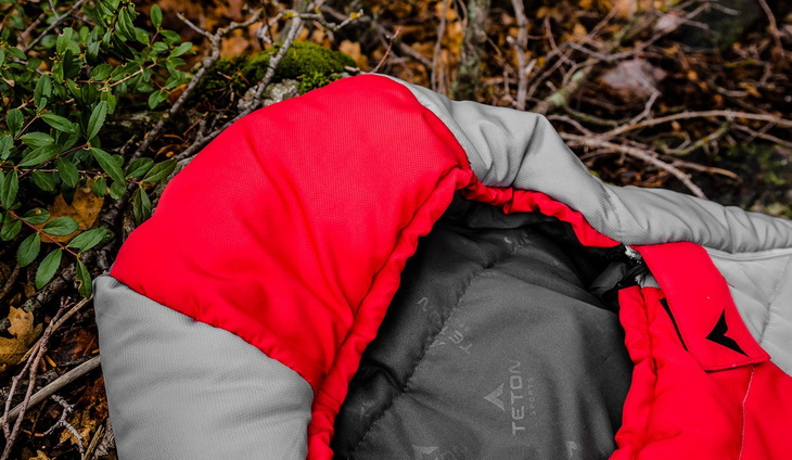 Teton Sports Leef Sleeping Bag The Best Ultralight Synthetic
