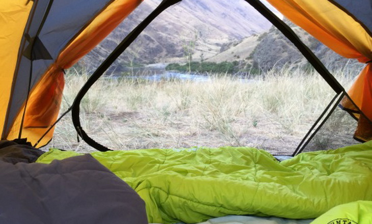 Teton Sports LEEF in a tent