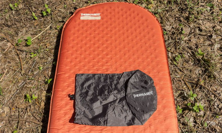 Therm-a-Rest ProLite Mattress in the sun