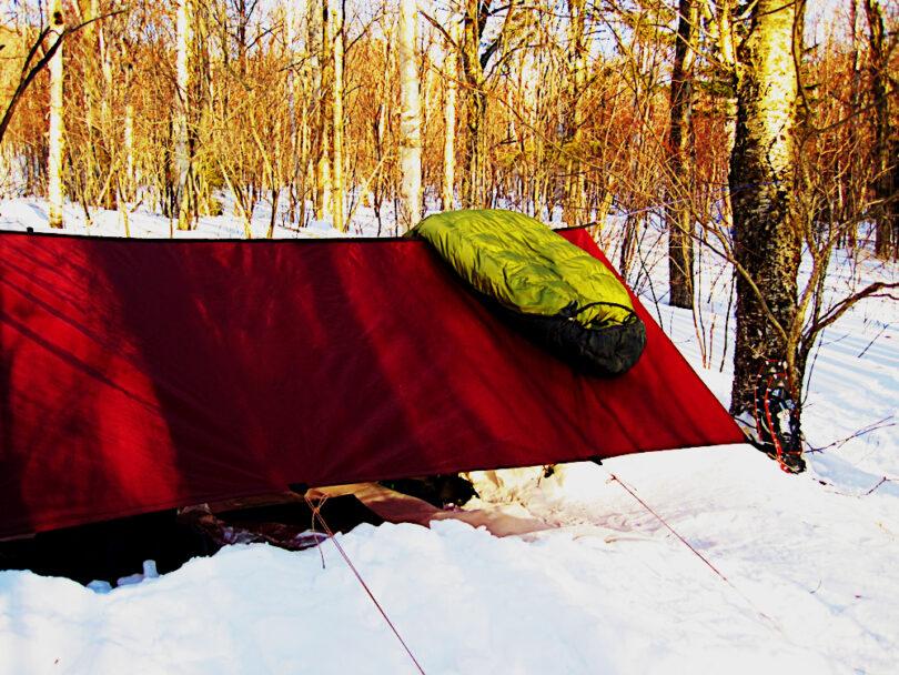 lynx gws on tent
