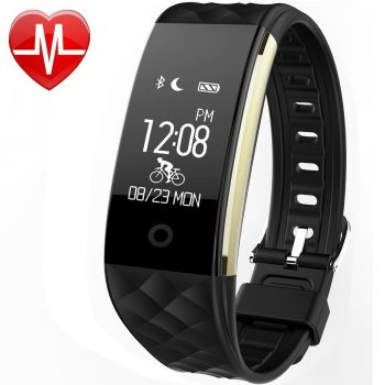 MJFOX Fitness Tracker Smart Bracelet