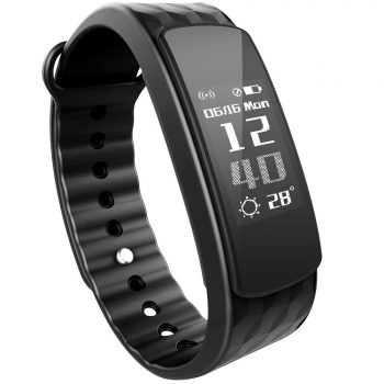 iWOWNfit i6 HR Fitness Tracker Wristband