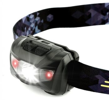 Hoey LED Waterproof Headlamp