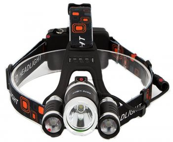 EOTO Rechargeable LED Headlamp