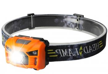 Three Trees Torchlight Sensor Headlamp