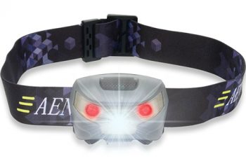 Aennon USB Rechargeable LED Headlamp