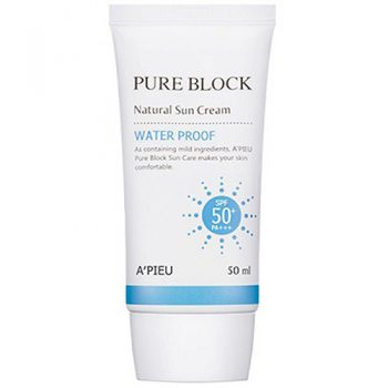 A'pieu Pure Block Sun Cream