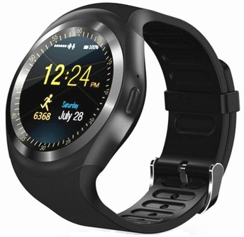 RabbyRock Y1 Bluetooth Smart Watch