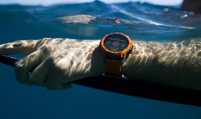 waterproof android watch