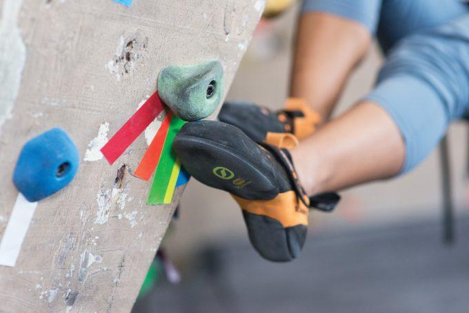 Hooking Foot Technique