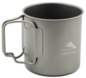 TOAKS Titanium Cup
