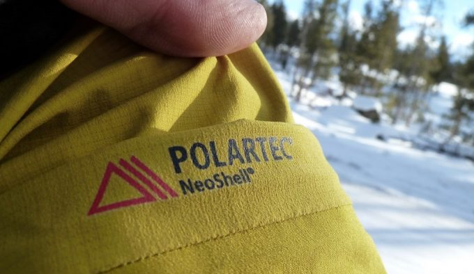 NeoShell from Polartec