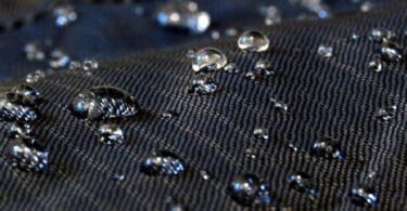 water resistant vs. waterproof