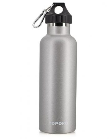 Topoko Stainless Steel Water Bottle