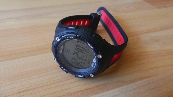 Sport Watch Step Counter Calorie Counter Rangefinder