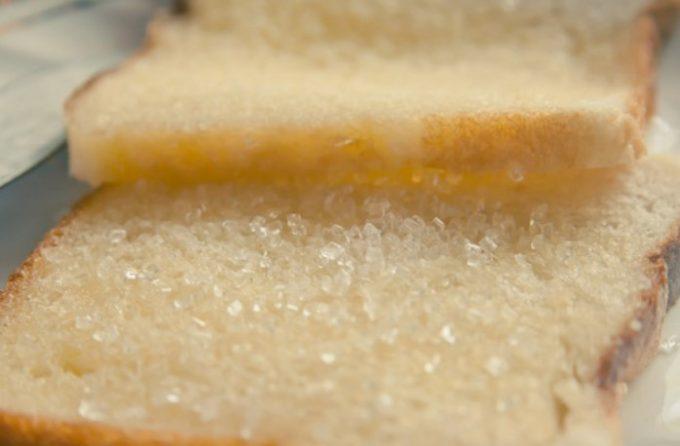 bread and sugar