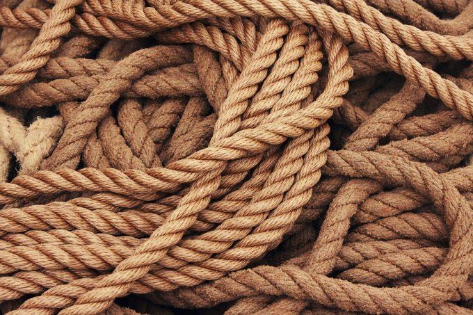 camping rope