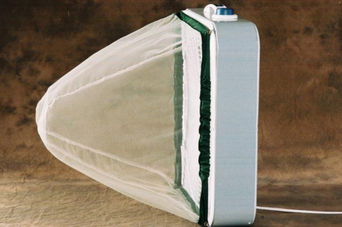 diy Mosquito Fan Bag Trap
