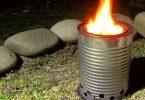 diy camp stove