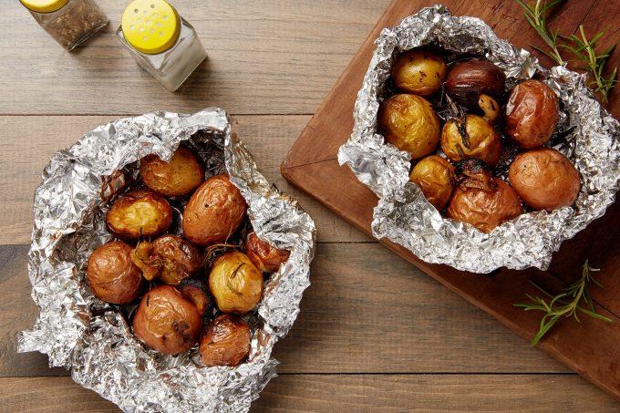 ember potatoes
