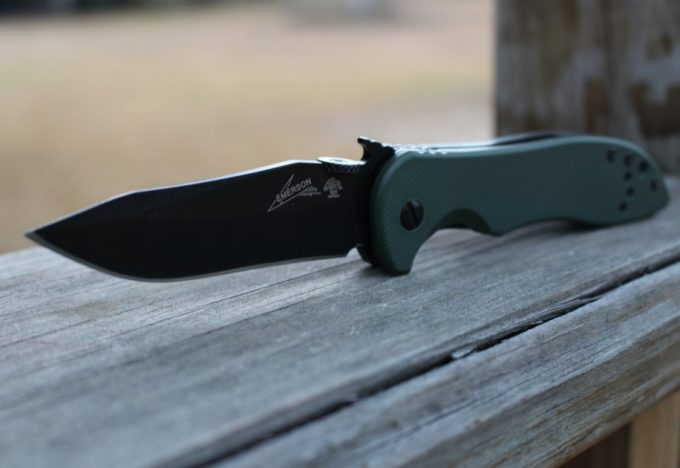 emerson pocket knife