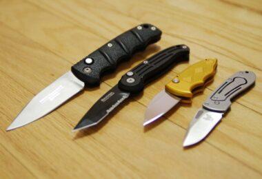 pocket knife brands featured