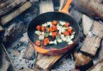 Vegetarian Camping Recipes